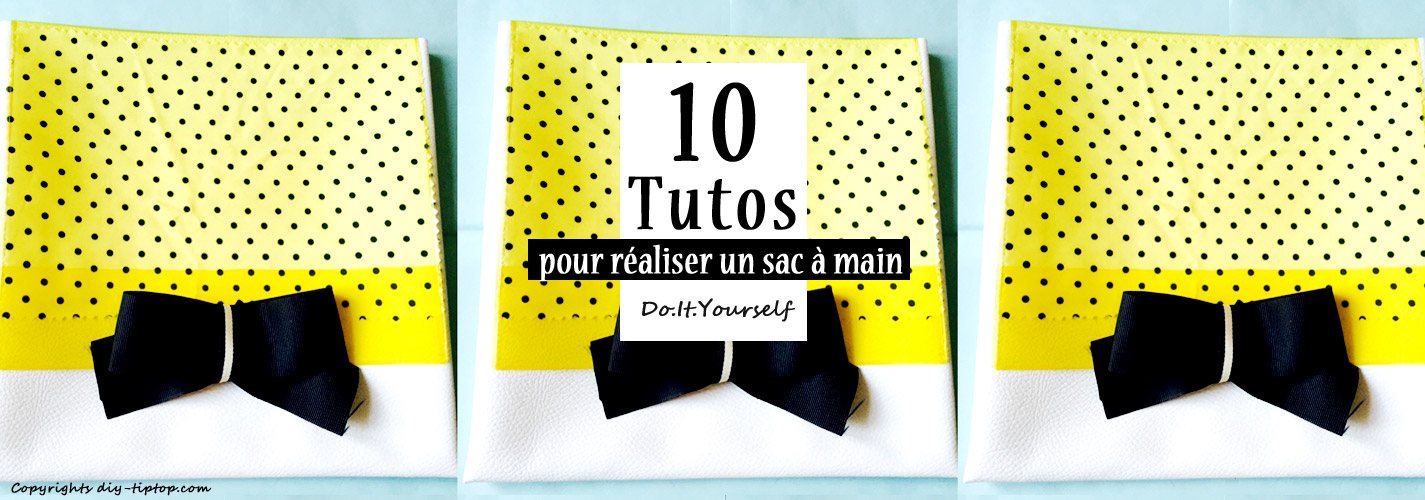diy clutch pochettes trousses sacs de plage faire soi m me diy tiptop. Black Bedroom Furniture Sets. Home Design Ideas